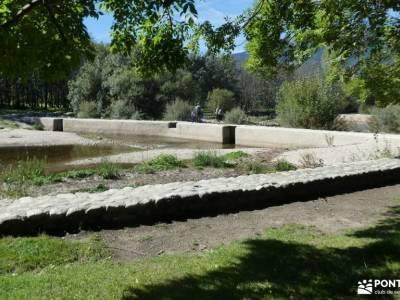 Vuelta al Senderismo-Valle Lozoya; senderismo y excursiones la cabrera pico de la miel cabo de gata